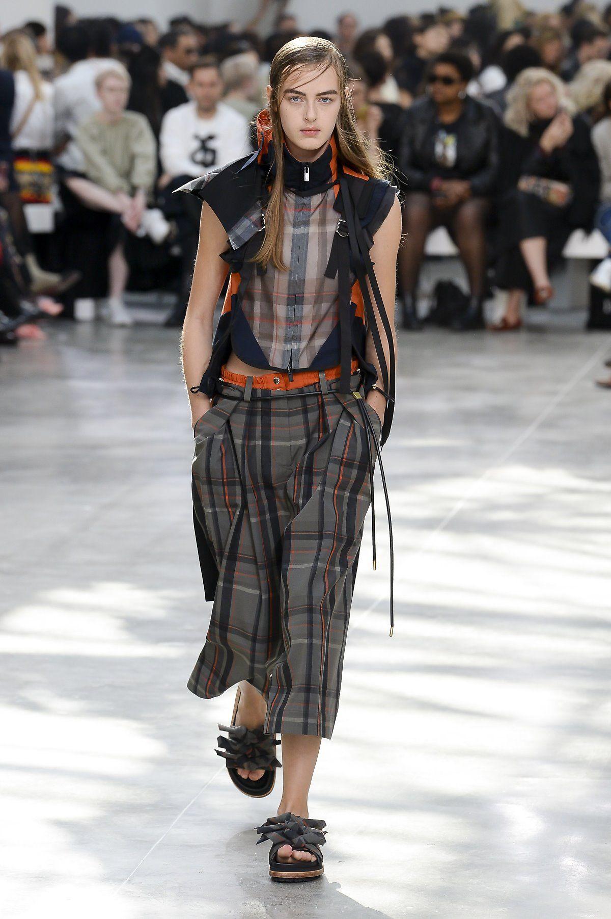 19SS 사카이(Sacai) 컬렉션 네이버 포스트 패션 스타일, 가을 패션, 레디 투 웨어