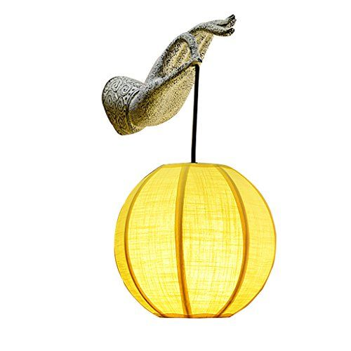 Xueping Mur Lampe Applique Murale Decoration Bergamote Antique Zen 2 Dimensions Retro Retro Approprie Restaurant Salon Parement Mural Restaurer Salon Bar Salon