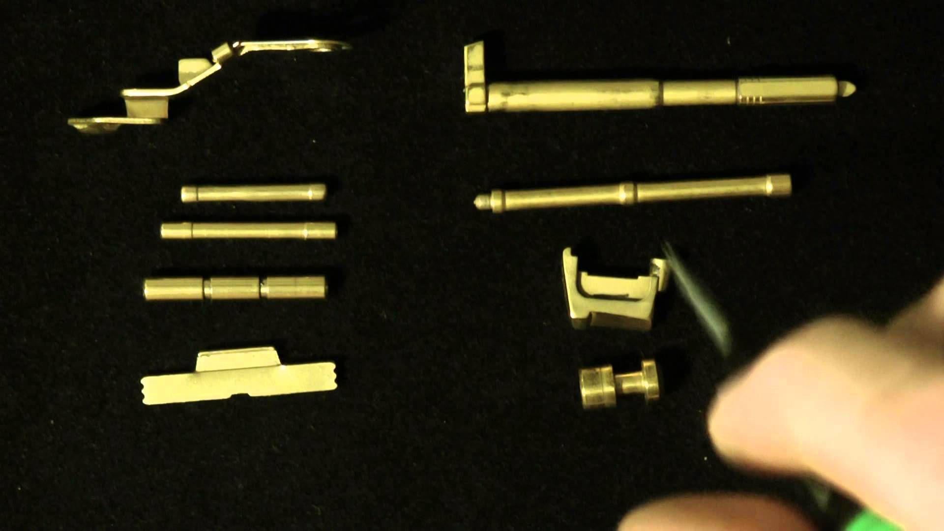 Titanium Gold glock parts for sale get them NOW   Places to Visit