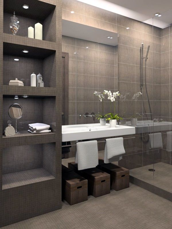 40 Luxury High End Style Bathroom Designs Bathroom Interior Bathroom Design Bathrooms Remodel