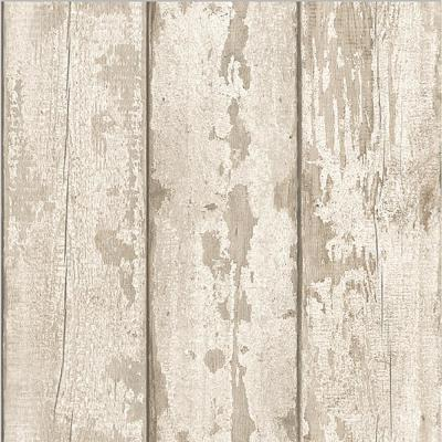 Brewster Mammoth White Lumber Wood Strippable Roll Covers 56 4 Sq Ft Uw24769 The Home Depot Wood Effect Wallpaper White Washed Wood Paneling Wood Wallpaper