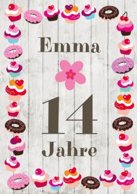 Cupcake Party 14 In 2019 Einladungen Fur Den Winter Pinterest