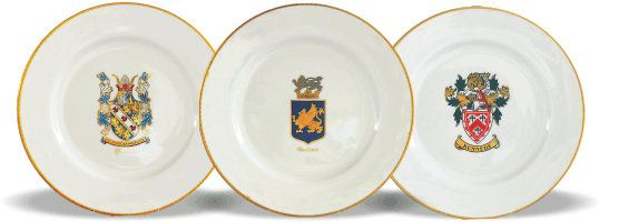 Custom china pattern you can have your coat of arms put on it. I  sc 1 st  Pinterest & Custom china pattern you can have your coat of arms put on it. I ...