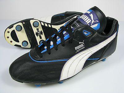 Vintage Puma Gascoigne Gazza Football Boots Size Uk 9 Rare Og 90s