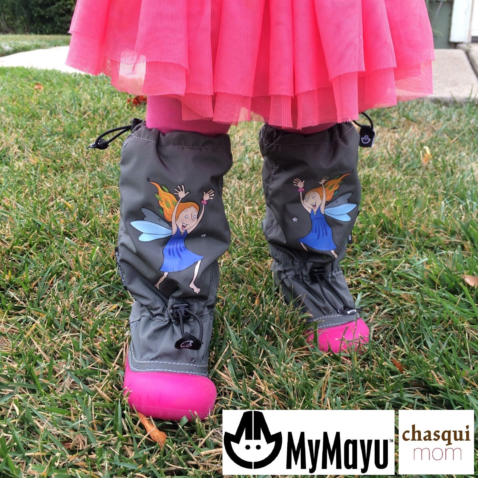 Muddy Munchkins Boots by mymayu Gear Review Giveaway