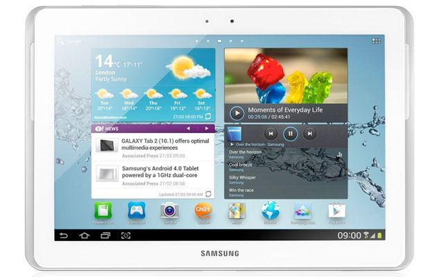 How would you change Samsung's Galaxy Note 10.1? Samsung