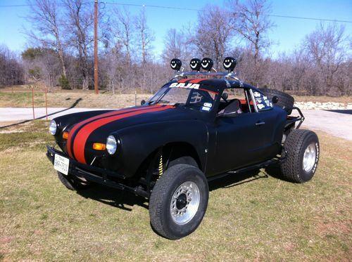 1972 Manx Baja Subaru Desert Racer Street Legal  Cars