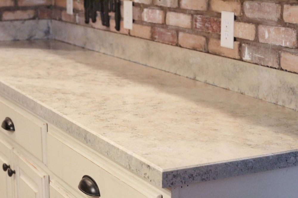 Diy Laminate Countertop Makeover Idea Painting Countertops