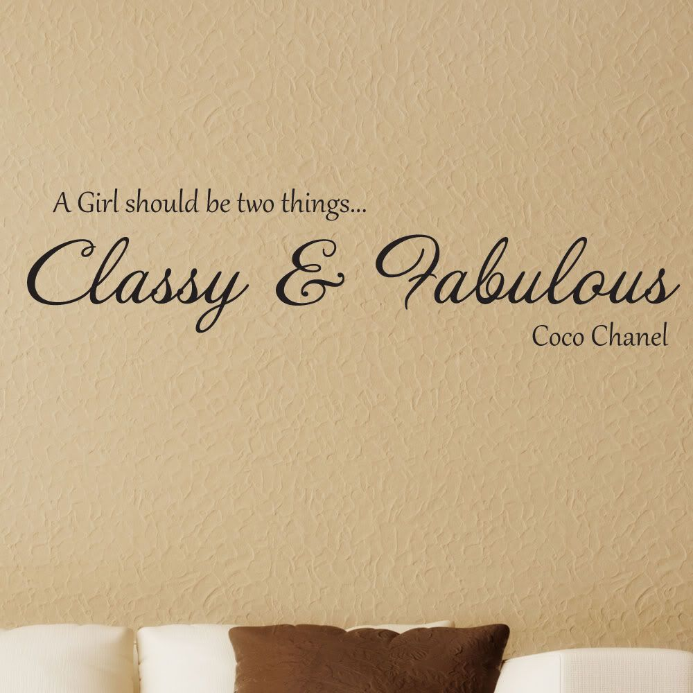 wall quote stickers bedroom - Google Search | Ideas for the House ...