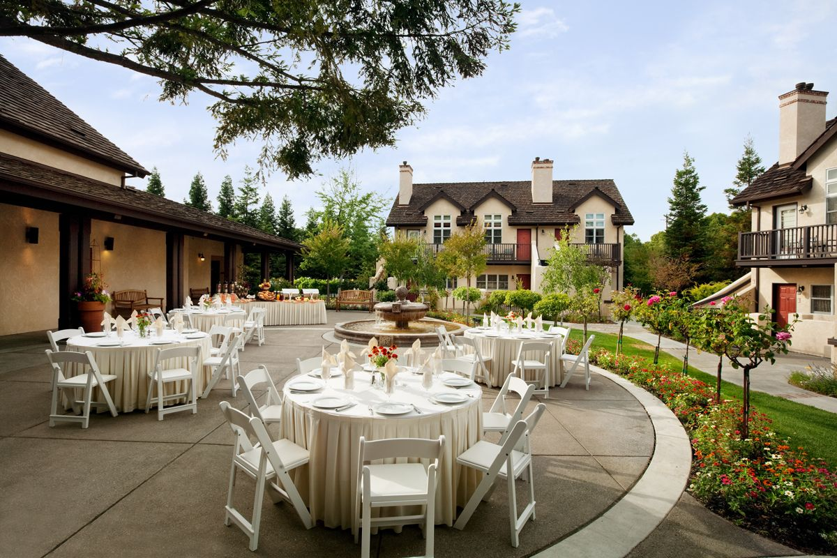 Harvest Inn Wedding Venue St. Helena CA 94574 (With images
