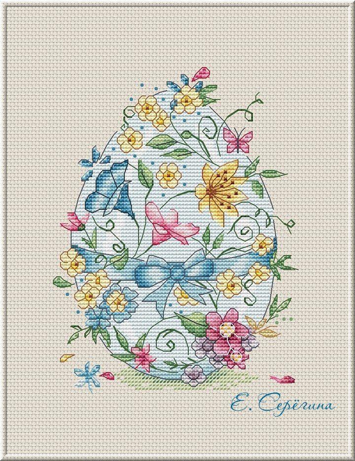 Пасхальные открытки вышивка, днем рождения