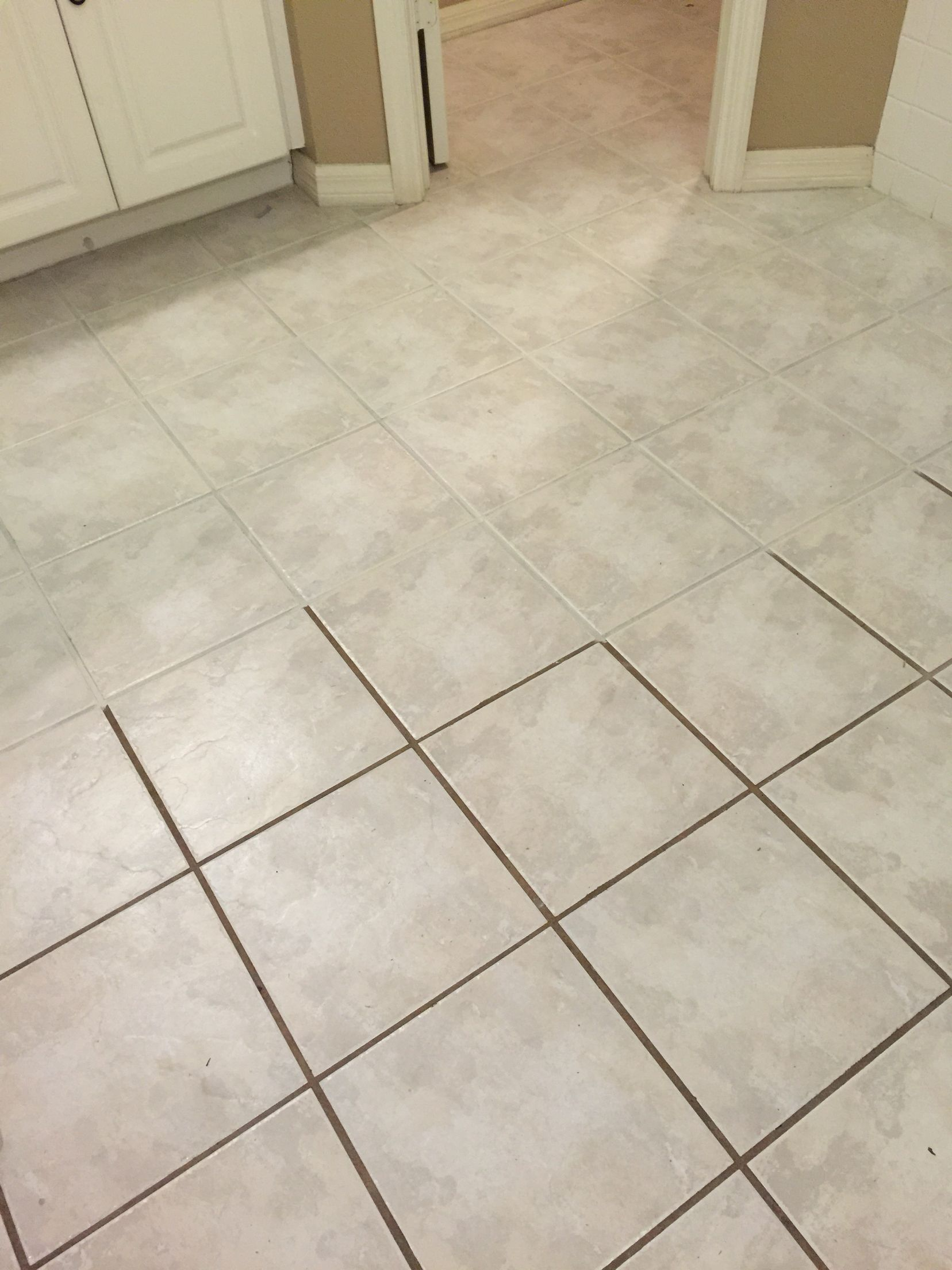 Astonishing Polyblend Grout Renew My Master Bathroom Has Been Home Interior And Landscaping Synyenasavecom