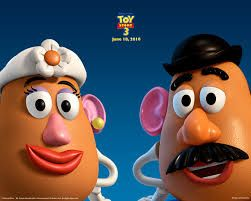 Mr And Mrs Potato Head Cool Stuff Toy Story Toy Story 3 Toy