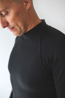 Our men's multi-purpose Heater Shirt can be worn alone for cold weather activities, used on and off the water, or as a base layer under your other winter gear.  These shirts have a 4-way stretch, feel soft next to your skin and are very durable.    Perfect for: --Walking, running, biking on cold cays --Water skiing --As base layer for cold weather activities   Details: --Wicks away moisture so you feel warmer and drier  --4 way stretch --Raglan Sleeve --Soft and cozy fabric next to your…