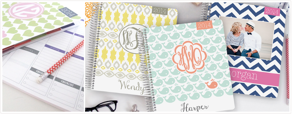awesome of personalized weekly planner on sale undated daily dont