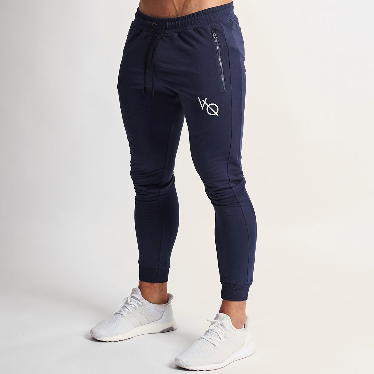 Vanquish Eclipse Navy Tapered Sweatpants Tapered