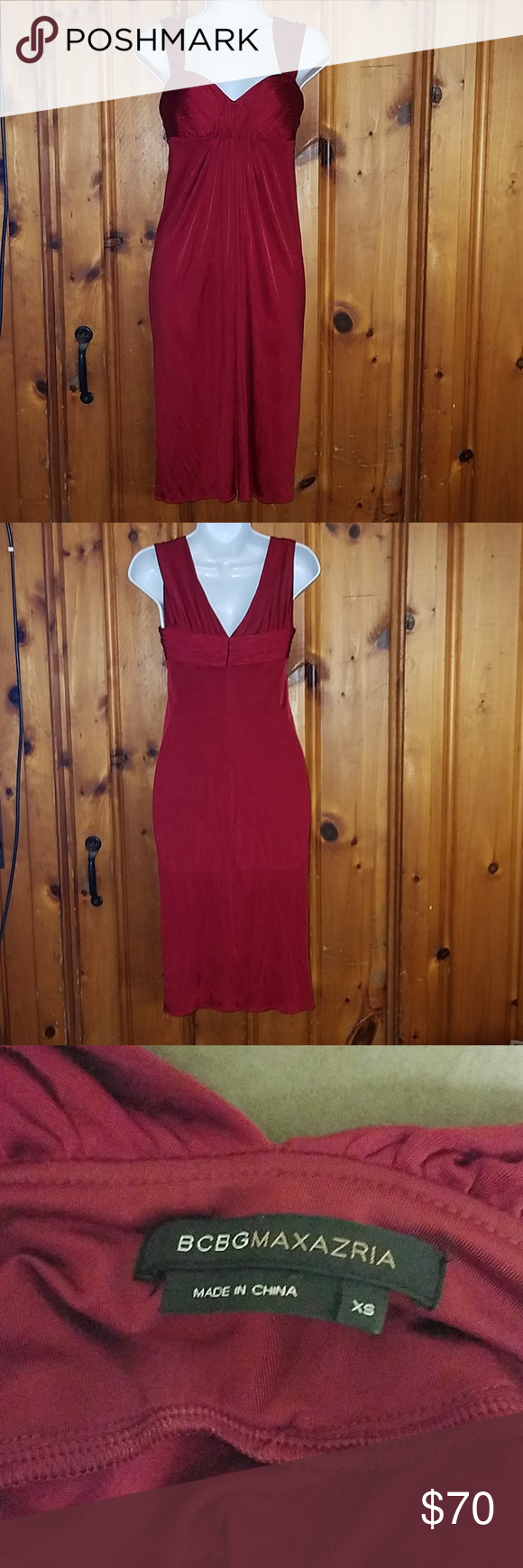 Stunning Bcbgmaxazria Red Dress Beautiful Red Dresses Cutout Gown Fairy Dress Costume [ 1740 x 580 Pixel ]