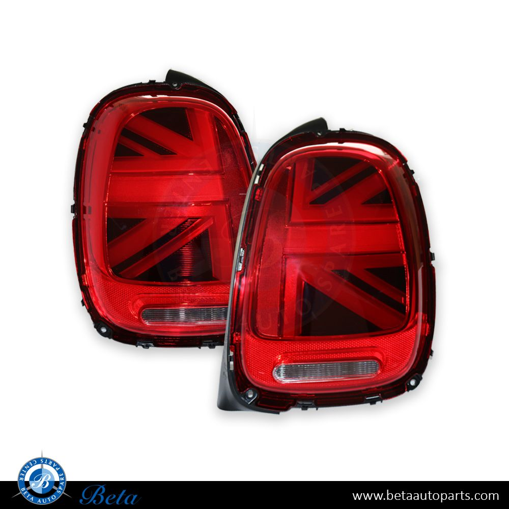 MINI Cooper F55/F56 (2014-up), Tail Lamp Modified (Red