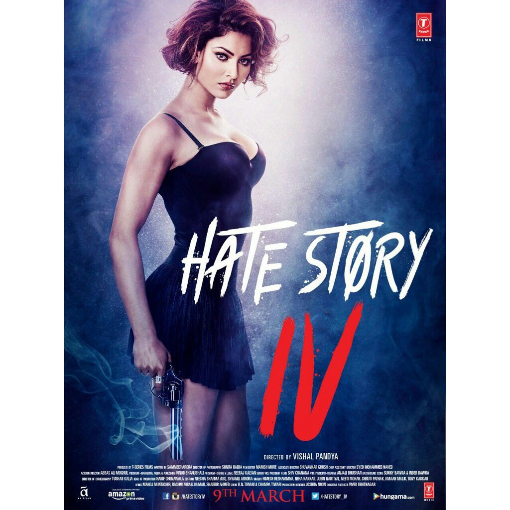 Urveshi rautela upcoming movie poster | FILM Posters | Movies to