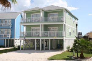 On Golden Pond 3A Gulf Shores Vacation Duplex - North Side Rental ...