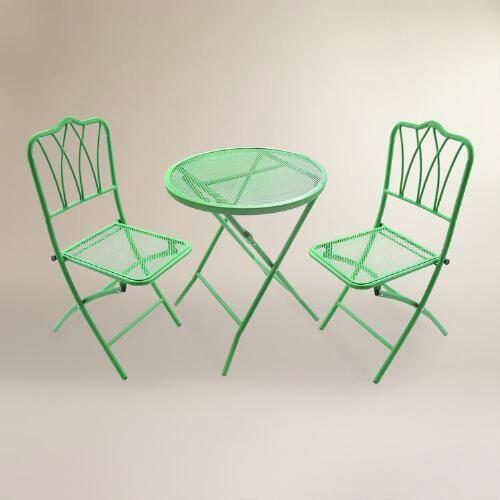 Furniture Finds: 7 colorful bistro sets for under $200 ...