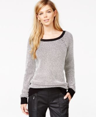 GUESS Marled Pullover Sweater