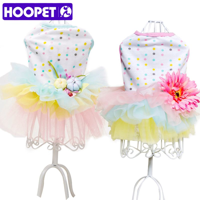 HOOPET New Polka Dot skirt pet dog Sunflowers and blue flowers Cotton Lace Princess dress Pet Clothing // FREE Shipping //     Buy one here---> https://thepetscastle.com/hoopet-new-polka-dot-skirt-pet-dog-sunflowers-and-blue-flowers-cotton-lace-princess-dress-pet-clothing/    #nature #adorable #dogs #puppy #dogoftheday #ilovemydog #love #kitty #kitten #doglover #catlover