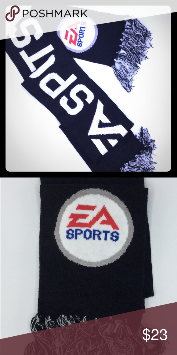 "EA Sports 58"" Fringe Scarf 