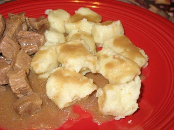 Authentic german dumplings recipe food western europe authentic german dumplings recipe food forumfinder Image collections