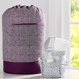 Monogrammed Laundry Bags Cute Laundry Bags Pbteen