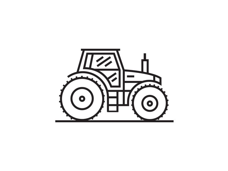 tractor tractor icons and tattoo. Black Bedroom Furniture Sets. Home Design Ideas