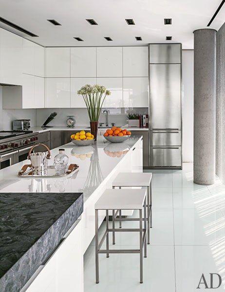 White Kitchens Design Ideas  Architectural Digest Kitchen Design Fascinating White Kitchen Design Ideas Design Ideas