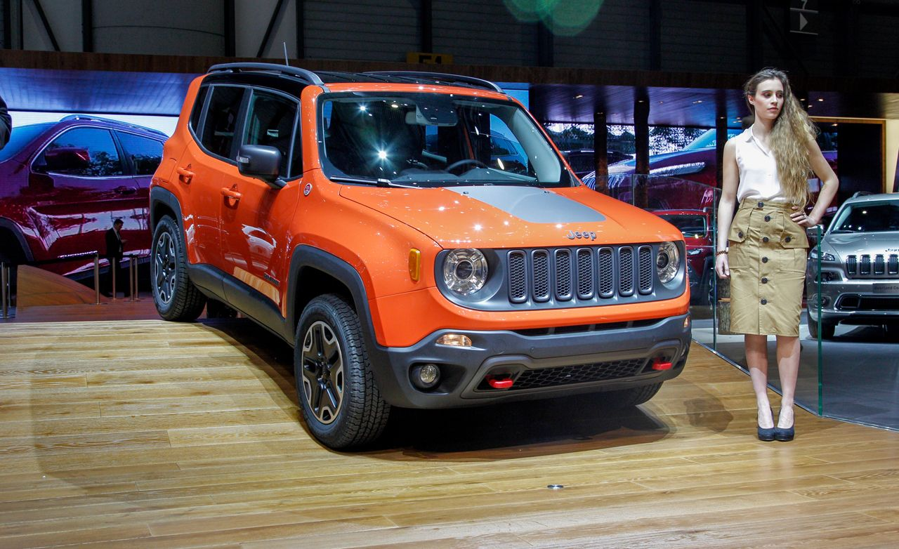 2020 Jeep Renegade Review Pricing And Specs Jeep Renegade 2015 Jeep Renegade Jeep Renegade Trailhawk