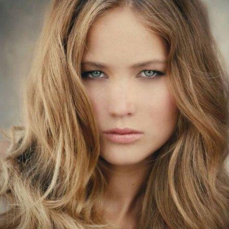 Jennifer Lawrence's Hair Color Evolution | hair in 2019 ...