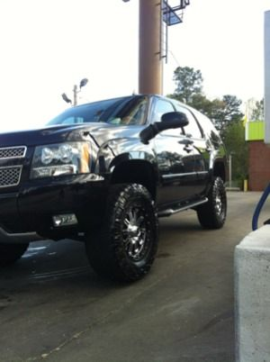 2007 Tahoe Z71 lifted for sale 26500  Chevy Tahoe Forum  GMC