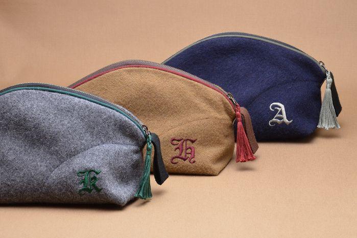 Shoes Bag / Accessories | HIRO YANAGIMACHI Workshop