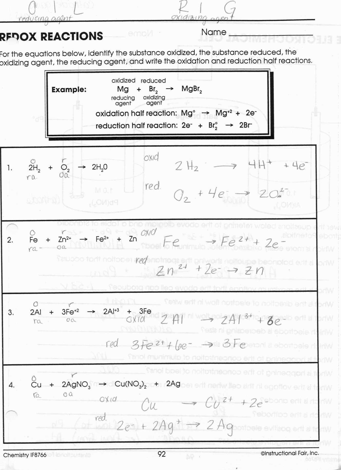 Linear Chemical Bonding Review Worksheet Answers Dengan