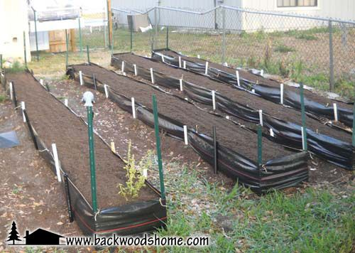 Low Cost Raised Beds By Lucas Crouch Make Inexpensive