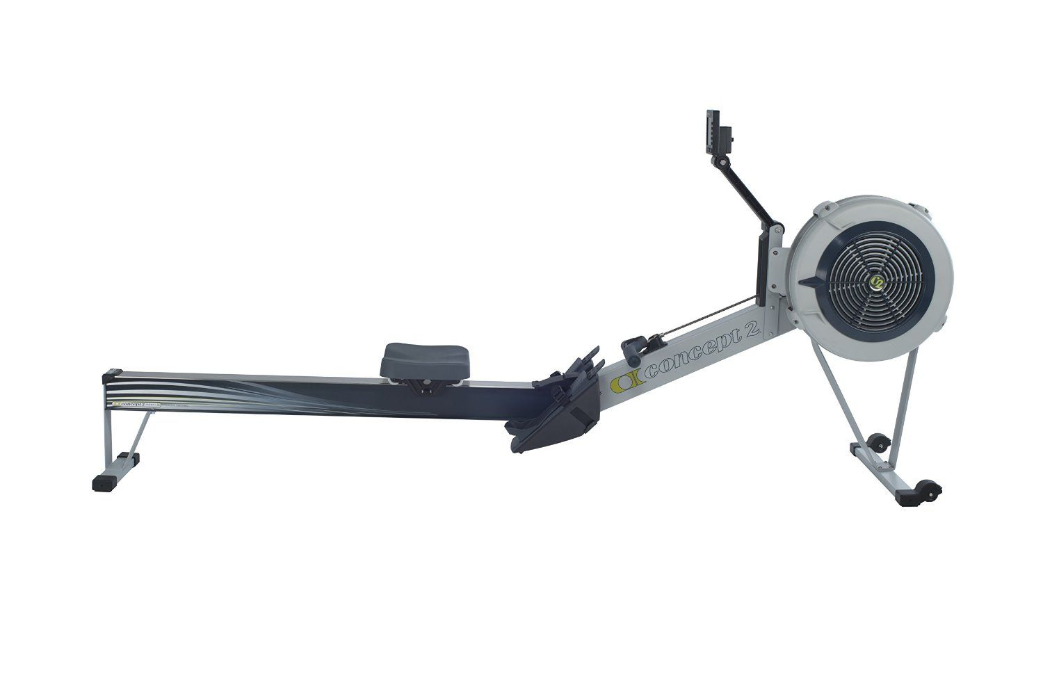 Abdominal exercise equipment rowing machine by garage gym