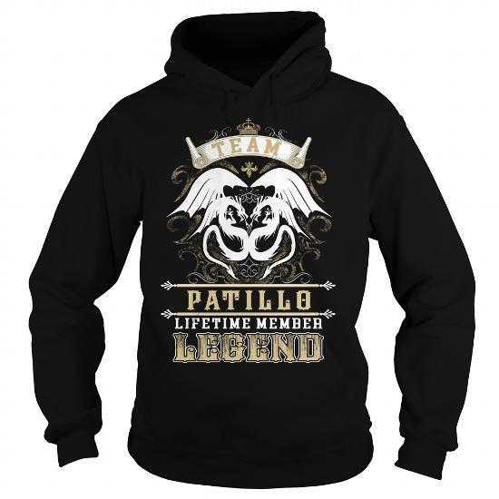 PATILLO, PATILLOBIRTHDAY, PATILLOYEAR, PATILLOHOODIE, PATILLONAME, PATILLOHOODIES - TSHIRT FOR YOU