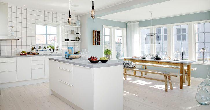17 Best images about kök on Pinterest   Grey, Ikea kitchen and ... : kök inspiration : Kök