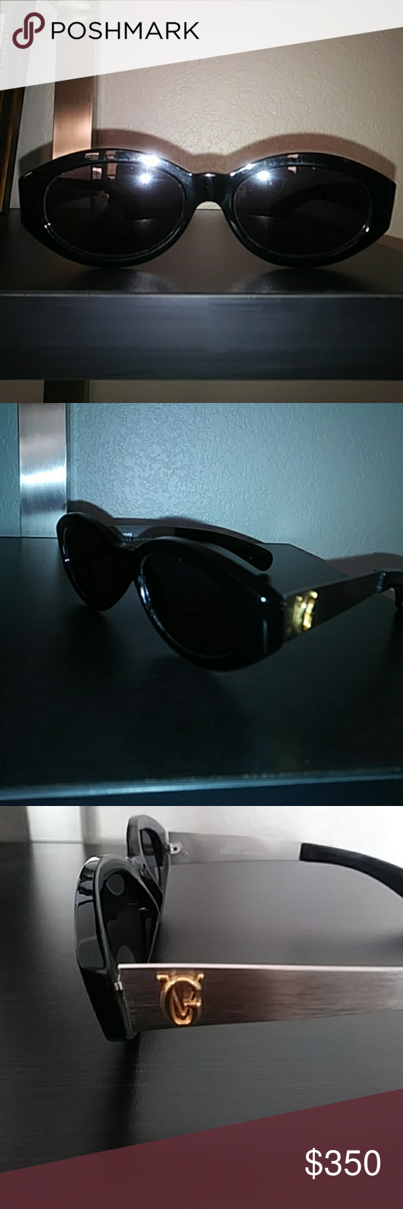 Hp Versace Sunglasses Versace Sunglasses Silver Sunglasses Glasses Accessories