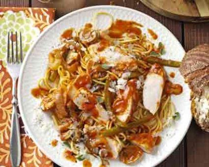 Quick Chicken Cacciatore Recipe | The Daily Meal