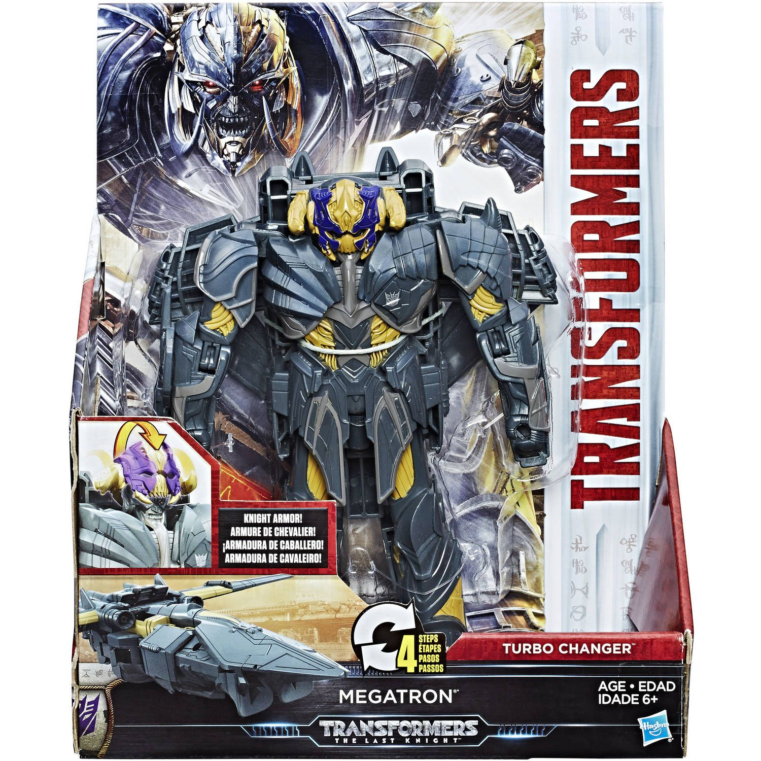 Transformers 5 The Last Knight Scorn V Roboter Action Figure Toys BOXED NEU