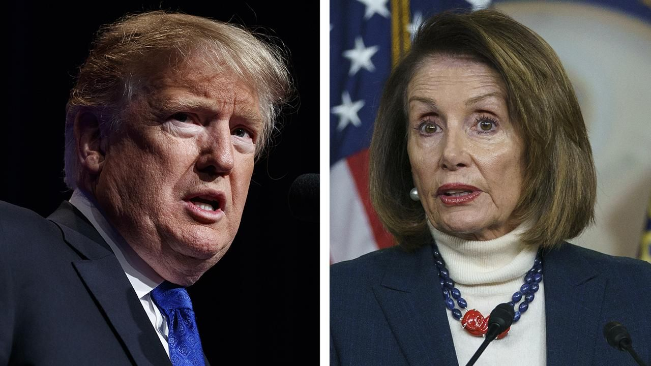 As The Longest Government Shutdown In History Continues Negotiations Have Moved From A Serious Policy Discussi Fox News Trump Juan Williams State Of The Union
