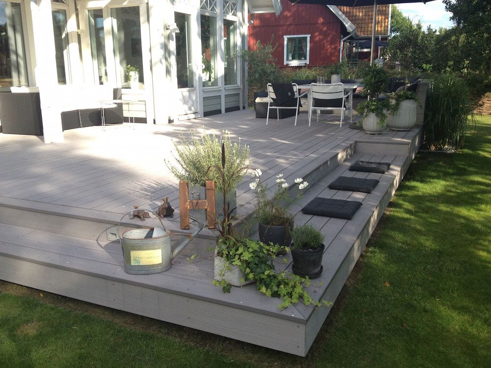 Photo of Trädäck – skapa rum som ger liv åt däcket – Villalivet