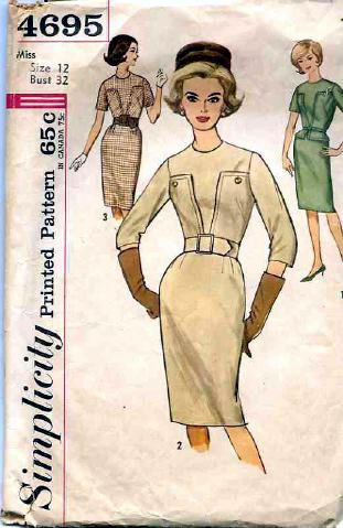 1960's Simplicity Pattern