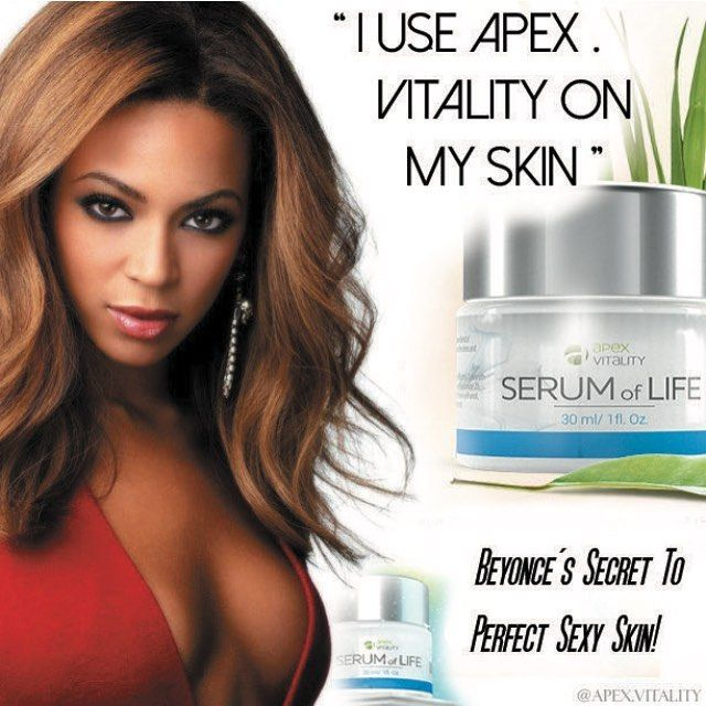 OMG! WANT!! 😍😍 Beyoncé just revealed her secret to her perfect complexion! @apex...