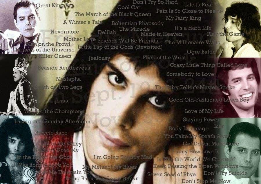 Freddie Mercury não costumava comentar sua inspiração.  Sempre que lhe perguntavam a que ou a quem se referia essa ou aquela canção, ele respondia que preferia não traduzir seus sentimentos. Seria timidez? Bem provável. Ele deixava seus fãs à vontade para analisar e tirar suas próprias conclusões.