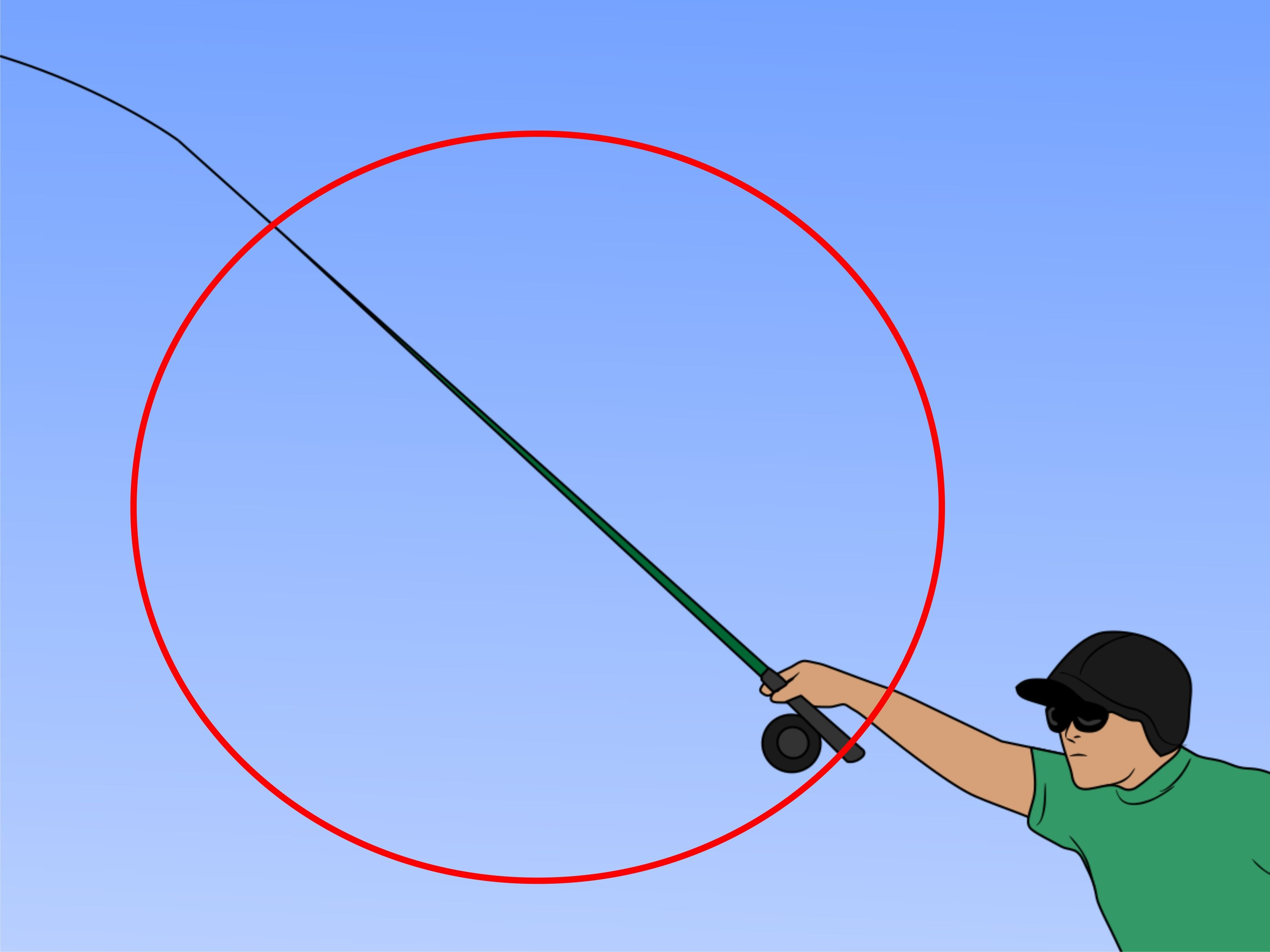 How To Cast A Fly Fishing Rod Fly Fishing Fishing Techniques Fly Fishing Rods